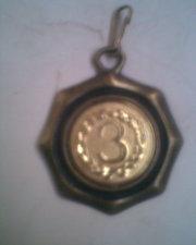 Медаль  3 место (бронза) - Продам
