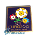 Значки EURO-2012